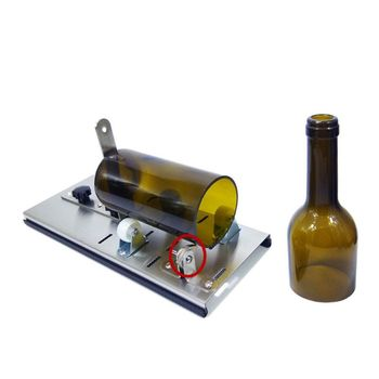 2pcs Wine Bottle Cutting Tools Replacement Cutting Head For Glass Cutter Tool 4XFD