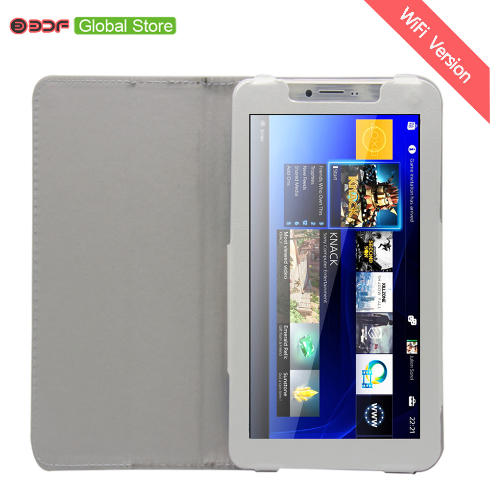 Russian Ships 7 Inch Tablet Pc 1GB+16GB Android 6.0 Tablets Pc SIM Card Mobile Phone Call WiFi 3G