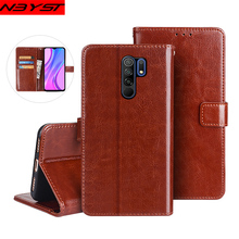 Voor Xiaomi Redmi Note 10S 9S 8T 7 8 9 10 Pro Max 7A 8A Dual 9AT 9C Poco X3 Nfc M3 Leather Wallet Case Flip Cover Kaarthouder