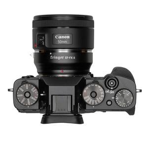 Image 5 - Fringer EF FX II FR FX20 Camera Lens Adapter AF Auto focus Adapter for Canon Sigma EF Lens to Fujifilm FX Camera XT3 XT2 XT4