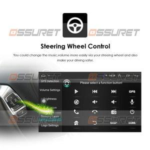 Image 4 - Ossuret 9 inch Android 10 Double 2Din Car radio GPS Auto radio 2 Din USB For Volkswagen/Passat/GOLF/Skoda/Seat Wifi bluetooth