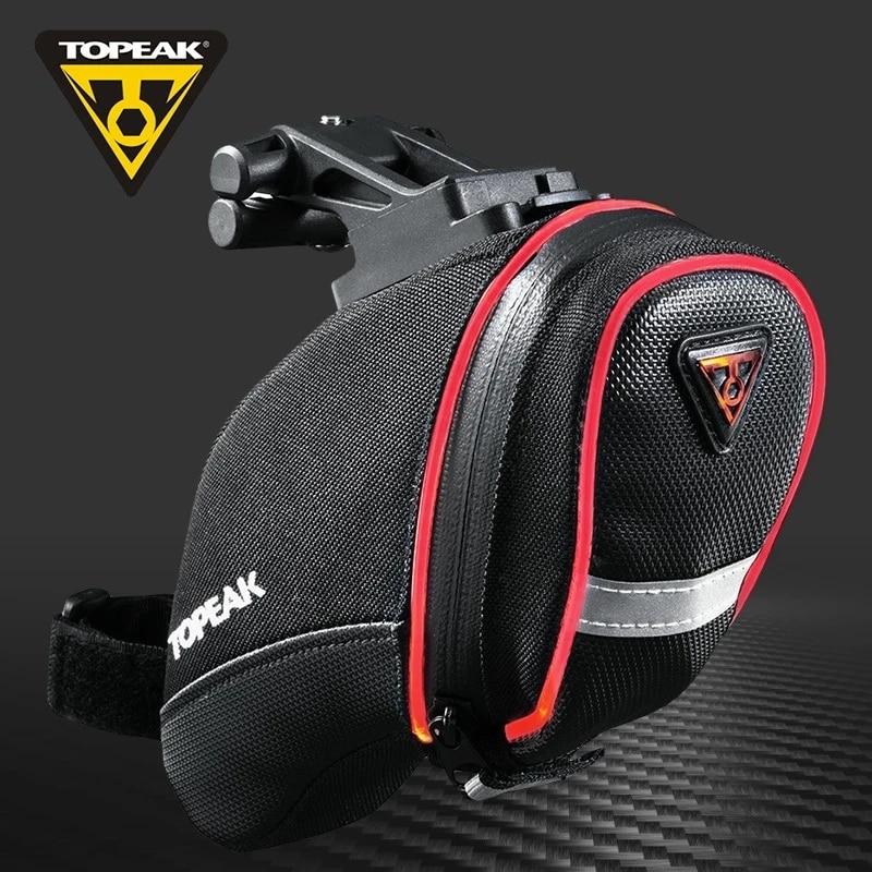 Topeak Aero Wedge M buy and offers on Bikeinn