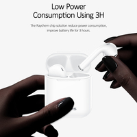 UASMS Wireless Bluetooth Earphone for iphone 12 11 Pro Max X XS X 8 7 6 Stereo Earbud Bluetooth 5.0 Headset For All Smart phone call Earphones