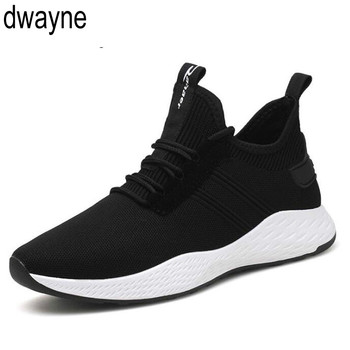 2019 Brand Fashion Black red Sneakers Shoes Casual Men Sneakers Casual Men Shoes Summer Mesh Male Shoes Flats LL-84