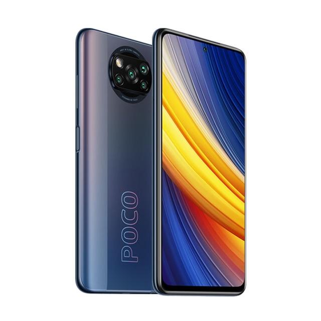 Poco X3 Pro 8GB 256GB 6GB 128GB Global Version Smartphone Xiaomi Smartphone Cellphone Xiaomi 3