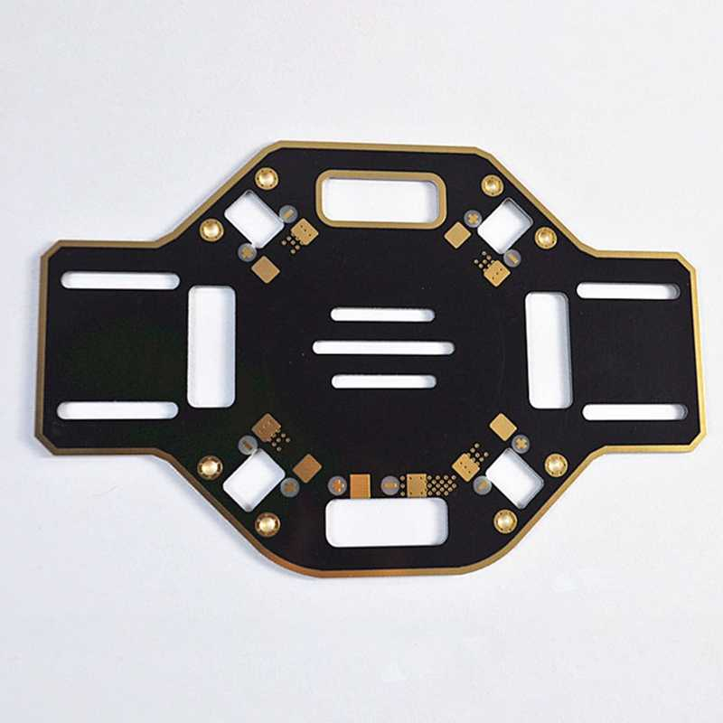 F450 caliente ruedas Diy Quadcopter marco F450 Rack Pcb integrada placa Diy Drone 4-eje Kit de Marco