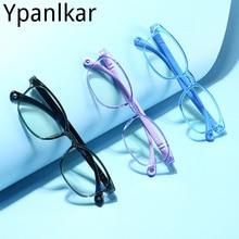 Light-Glasses Transparent-Color Anti-Blue Children Fashion New TR90 for Export Flat