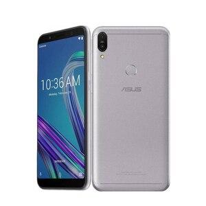 Image 3 - ASUS ZenFone Max Pro M1 ZB602KL küresel sürüm 3GB RAM 32GB ROM 6.0 inç Snapdragon 636 Android 8.1 16MP yüz kimliği akıllı telefon