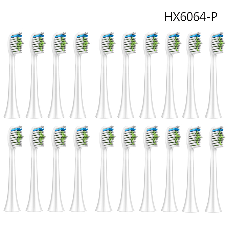 32PCS HX6064 Electric ToothBrush Heads For Replace PH Soni care Flex Care Diamond Clean HX6930 HX9340 HX6950 HX6710 HX9140
