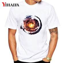 Newest T-Shirt 3D Print Mens Womens Galaxy Swirl Fashion Graphic Tees Casual White Tee Shirt Tops Workout Shirts