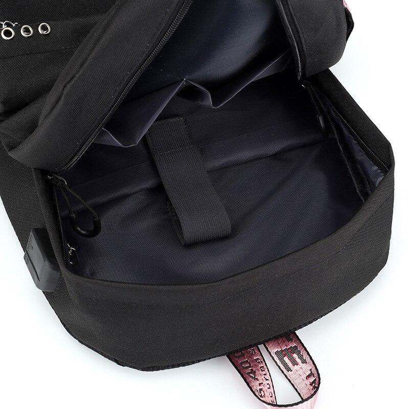 Billie-Eilish-Canvas-Backpack-USB-Charge-Women-Student-Backpack-Fashion-Letters-Print-School-Bag-Teenager-Girls (2)