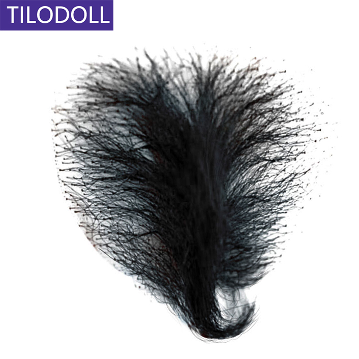 TILODOLL Pubic Hair For Sex Doll Silicone Sex Dolls Realistic