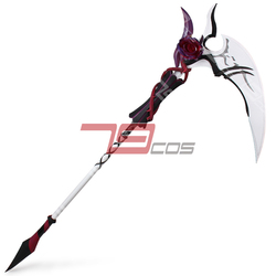 Game Honkai Impact 3 Rita Rossweisse Sickle PVC Cosplay Prop 170cm handmade Carnival Halloween party show