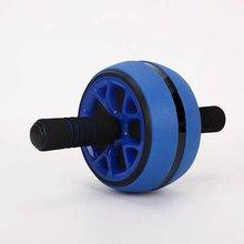 Portable Fitness Abdomen Exercise Equipment Ab Roller Wheel