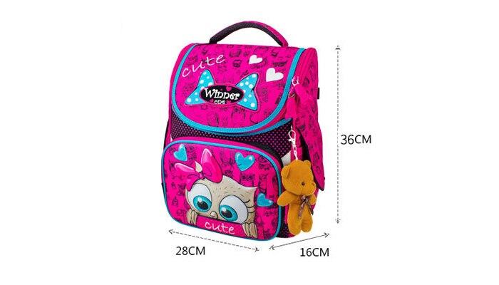 Meninas mochilas escolares crianças sacos de escola