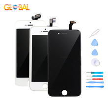 Quality AAA+++ LCD Screen For iPhone 5 5s 6 6s 7 LCD Display Digitizer With Touch Screen Display Pantalla Assembly + Tools 1pcs lot aaa quality lcd screen display digitizer assembly for iphone 5 pantalla with cold press frame all parts free shipping