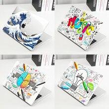 Caso Laptop Para Macbook Air 13 A2337 A2179 A2338 2020 M1 Chip Pro 13 12 11 15 A2289 imagem Criativa Mac book Pro Caso A2141 16