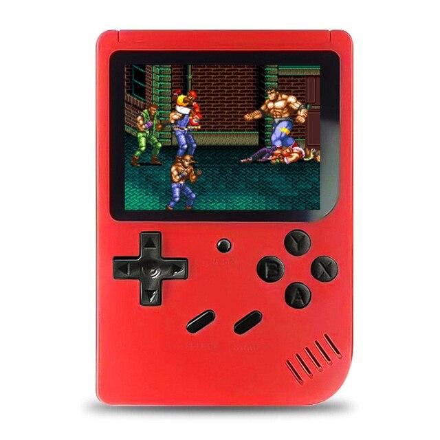 Consola de juegos port til Retro 400 en 1 port til con 2 jugadores de