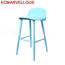 The front desk cr cr leather bar European fashion casual and simple lifting foot high rotating cr stool