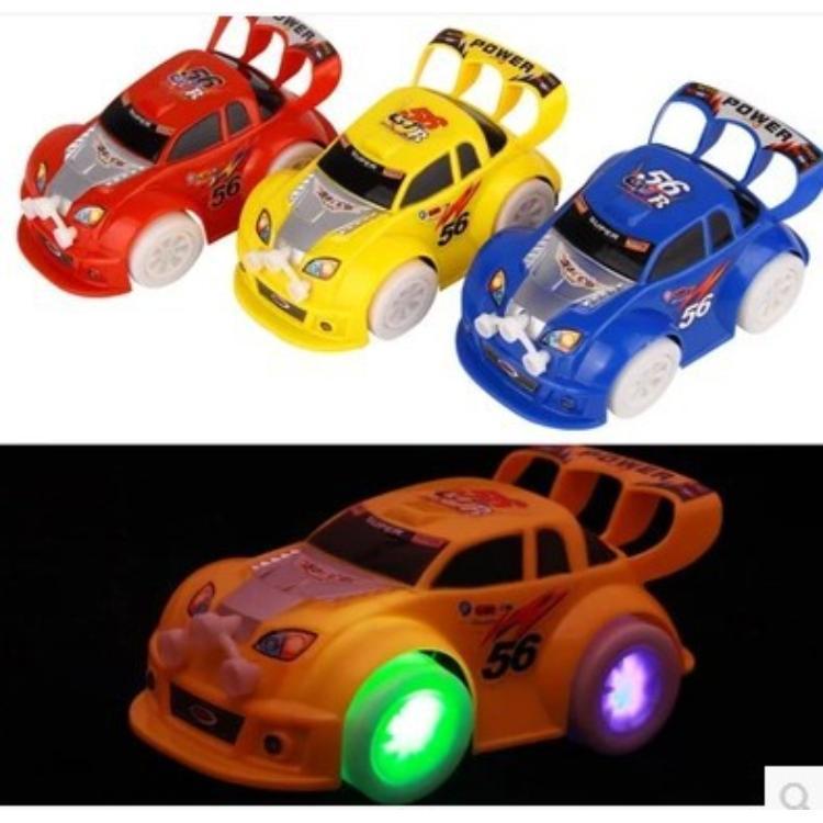 CHILDREN'S Toy Shining Car Speed Star Stunning Universal Toy Car Shining Music Toy Car Hot Selling