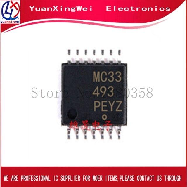 משלוח חינם MC33493DTB MC33493 2pcs