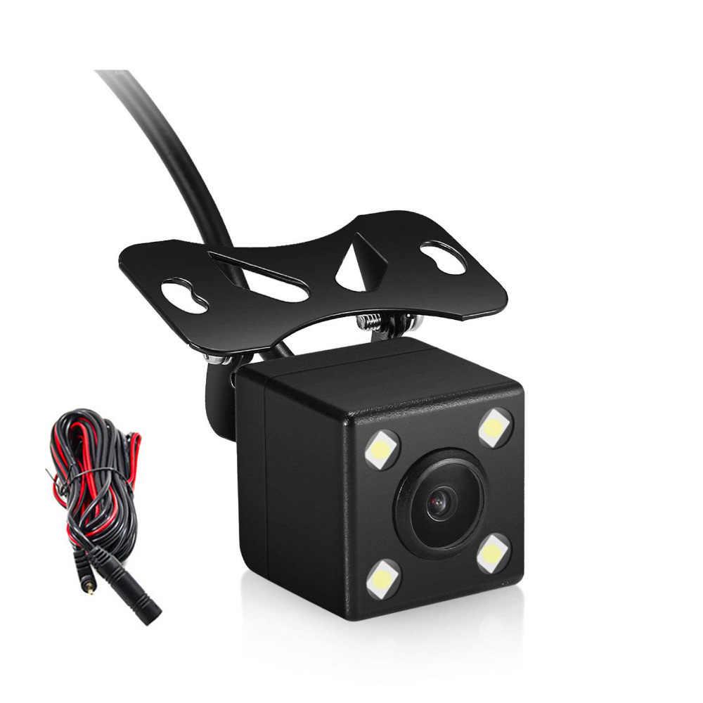 Samochodowa kamera tylna do DVD rewers Backup kamera parkowania 120 stopni widok z tyłu kamera metalowa obudowa 480P kamera cofania 2.5mm 5 pin