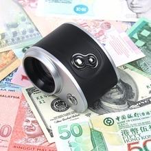 Небольшой детектор коллекционные марки/Античная живопись/ювелирные изделия портативная машина детектор банкнот поддельные деньги евро валюта УФ