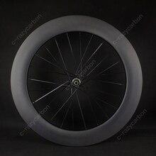 Ücretsiz kargo İsviçre 350 yol bisiklet U şekli Aero tekerlekleri yol disk fren DT bisiklet yarış merkez kilit aks Tubeless/ kattığı
