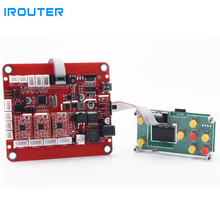 Freeshipping ! USB port cnc engraving machine control board, 3 axis control,laser engraving machine board , GRBL control