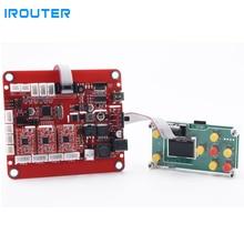 Freeshipping ! USB port cnc engraving machine control board, 3 axis control,laser engraving machine board , GRBL control цена