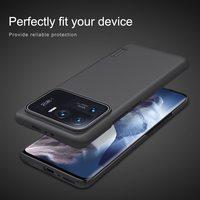 Nillkin-funda rígida para Xiaomi Mi 11 Ultra, protector para teléfono móvil Xiaomi Mi M11 Mi 11 Ultra Fosco