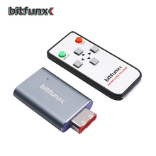 BitfunxสายHDMI Doublerอะแดปเตอร์อะแดปเตอร์ดิจิตอลHDMI GC2HDMIสำหรับNintendo GameCube NGC