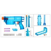 Worker YY R W019 W024 R Type Mod Kits Set for Nerf N Strike Elite Stryfe Blaster Short Bullets B/A Pump Kit Toy Gun Accessories