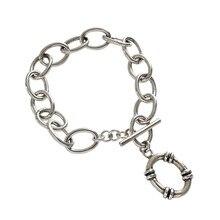 Personalized Chain 925 Sterling Silver Bracelet For Women Femme Joyas De Plata 925 Pulseras Mujer Bracciali Donna Fine Jewelry