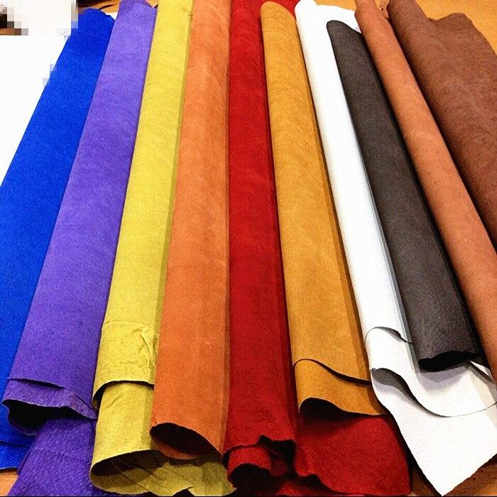 Sapatos de couro legítimo tipo split, sapato com forro de porco genuíno multicolorido, esconder a pele, venda por todo o couro, artesanato de couro genuíno amarelo amarelo,