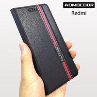 Per Xiaomi Redmi Note 10 3s 4 4x 4a 5 Plus 5a 6 9c 8 9t 9 7 Pro custodia Flip Cover in pelle per Redmi 6a K20 8a 7a 9a custodia Stand