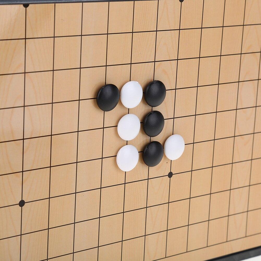 weiqi jogos educativos jogo de tabuleiro leve