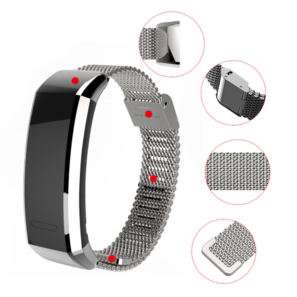 Metal B19 B29 Strap For Huawei Band 2 Pro Sport Wristband Smart Accessories Bracelets For Huawei Band 2 Strap Smart Watch