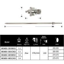 Бесплатная доставка ws400 набор игл для распылителя ws 400 комплект