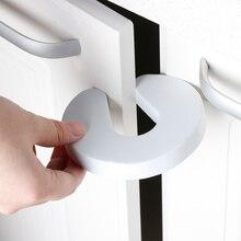 1 шт. детские защитные замки из прочной пены EVA дверной фиксатор для защиты пальцев, держатель для дивана и дома