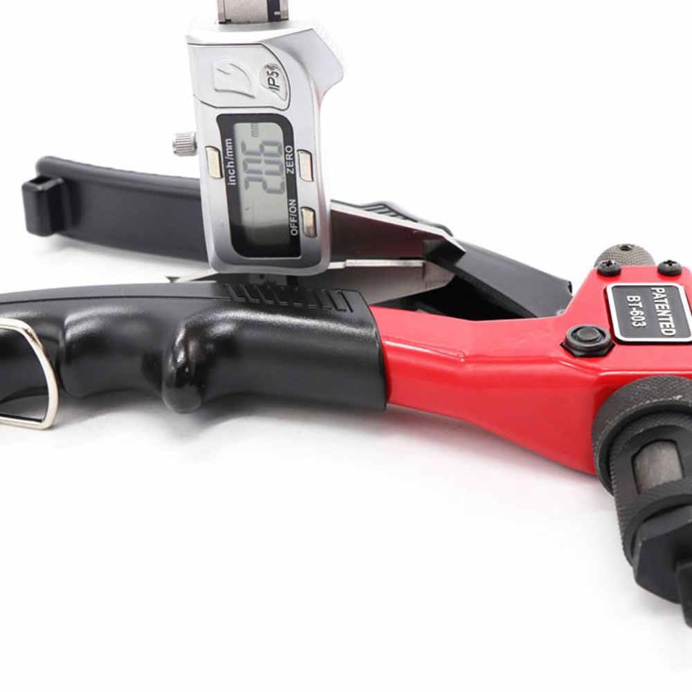 """Ferramenta de rebitagem e inserção 8 """", ferramenta de rebitagem, porca, rebitagem, manual, m3 m4 m5 m6 nozes"""