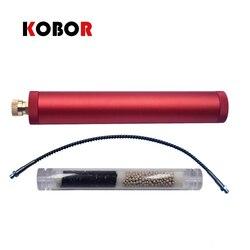 Compresor de aire inflador PCP, compresor de filtro de aire de alta presión, separador de aceite y agua, bomba de alta presión, 40MPa, 300bar