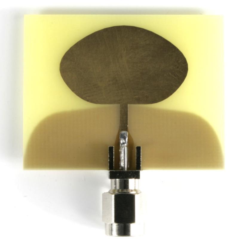 3.5GHz-6.5GHz High Gain Ultra-wideband UWB Omnidirectional Antenna Decawave Original Design