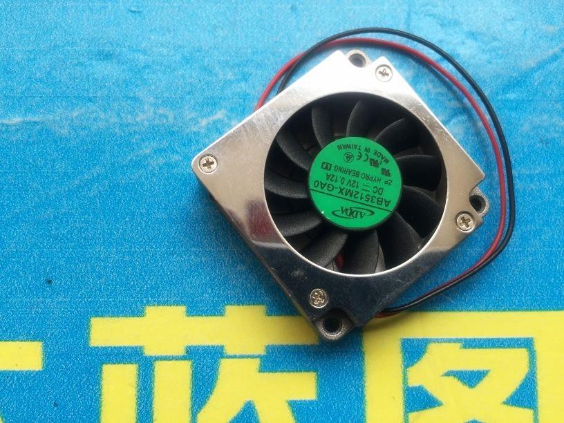 ADDA New Original AB3512MX-GA0 12V 3510 3.5CM Micro Blower Turbine Cooling Fan