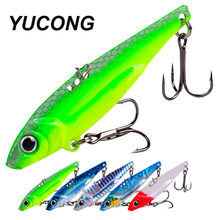 YUCONG 5Pcs/lot Metal Jigging Spoon 7-12-17g Artificial Hard Baits Off Shore Slow Cast Jig Fishing Lures Sinking Lead Fish Pesca