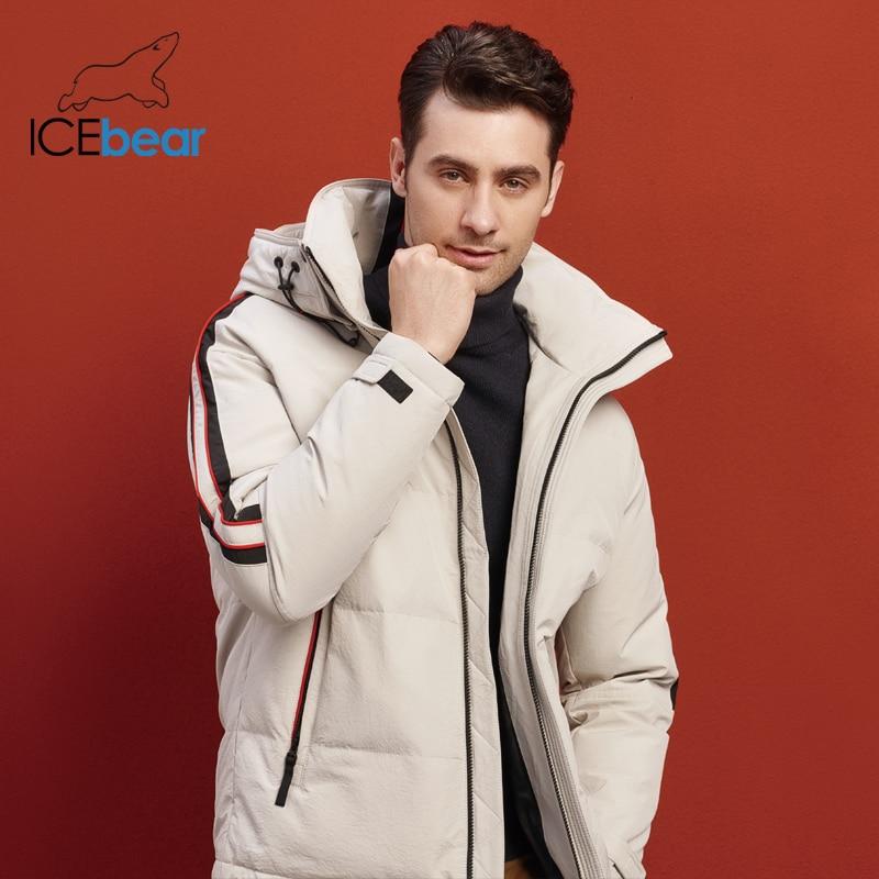 2019 New Winter Men's Down Jacket High Quality Male Coat Stylish Man Apparel Brand Men's Parkas MWY19952