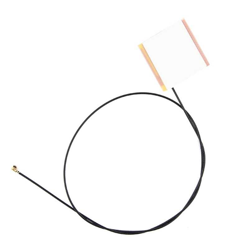 Nuevo 1 par de antena inalámbrica interna de ordenador portátil WiFi para Intel 6230 3160AC 7260HMW MINI PCI-E U. FL adaptador de LAN inalámbrica antena Wifi