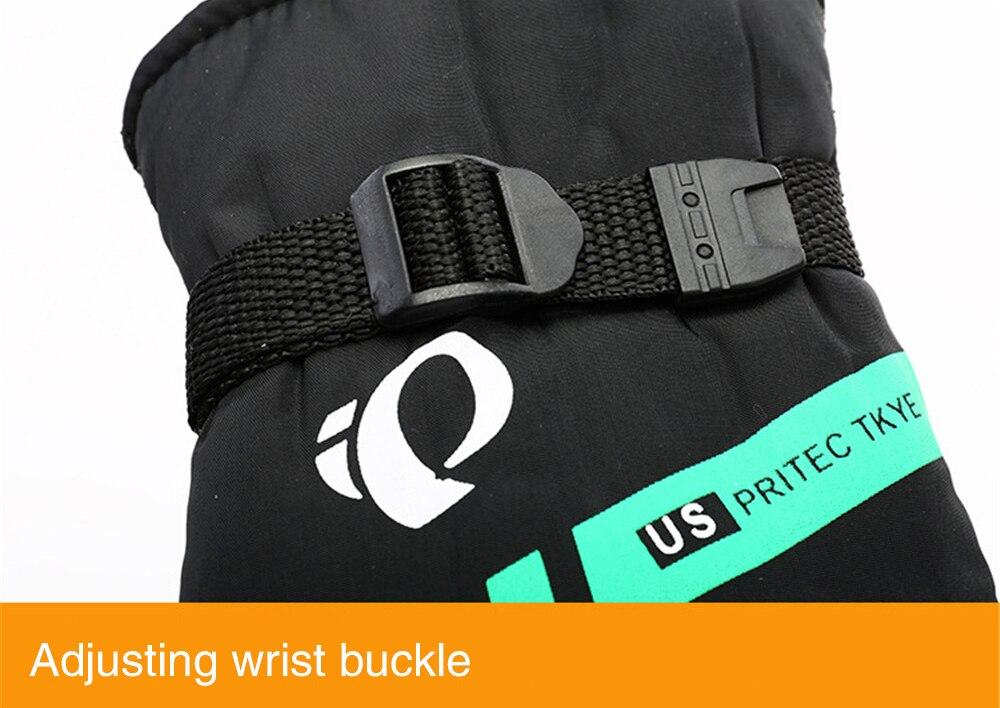 impermeável antiderrapante resistente ao desgaste da motocicleta equitação ciclismo luvas