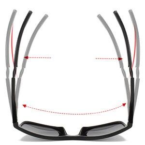 Image 4 - Ультралегкие поляризационные солнцезащитные очки VIAHDA TR90 для мужчин и женщин, мужские солнцезащитные очки для вождения, спортивные очки для рыбалки, очки