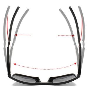 Image 4 - VIAHDA Ultralight TR90 polarize güneş gözlüğü erkekler kadınlar sürüş erkek güneş gözlüğü balıkçılık spor stil gözlük ulosculos Gafas